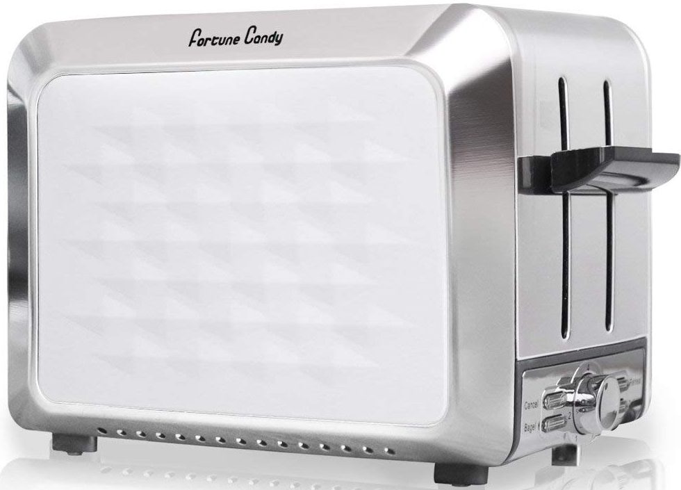 Fortune Candy Two-Slice Toaster