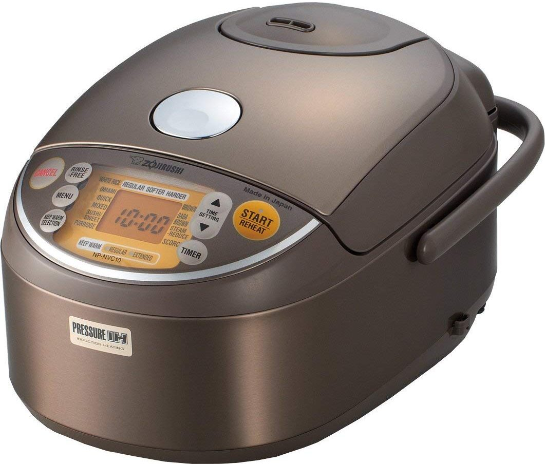 NP-NVC10 Induction Rice Cooker - Zojirushi Rice Cookers