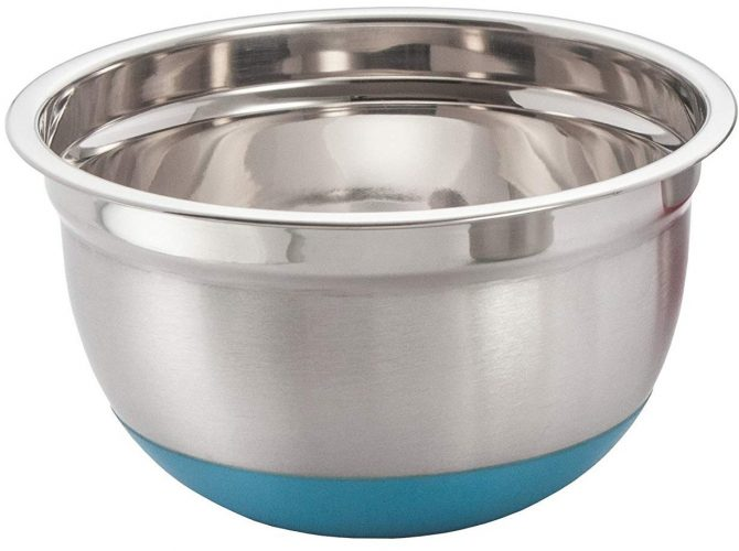ExcelSteel Stainless Steel Mixing Bowl