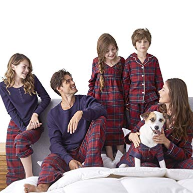 XSESY Family Pajamas