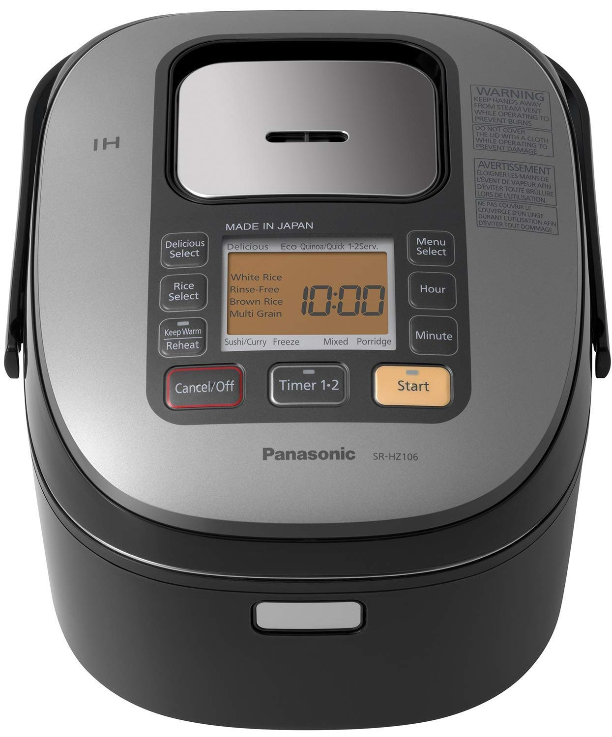 Panasonic Rice Cooker - Pressure Rice Cookers