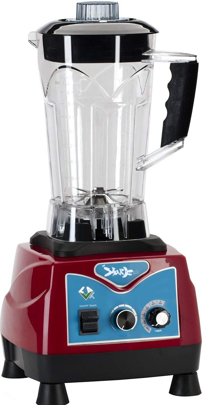 LA Vegan Shark Blender