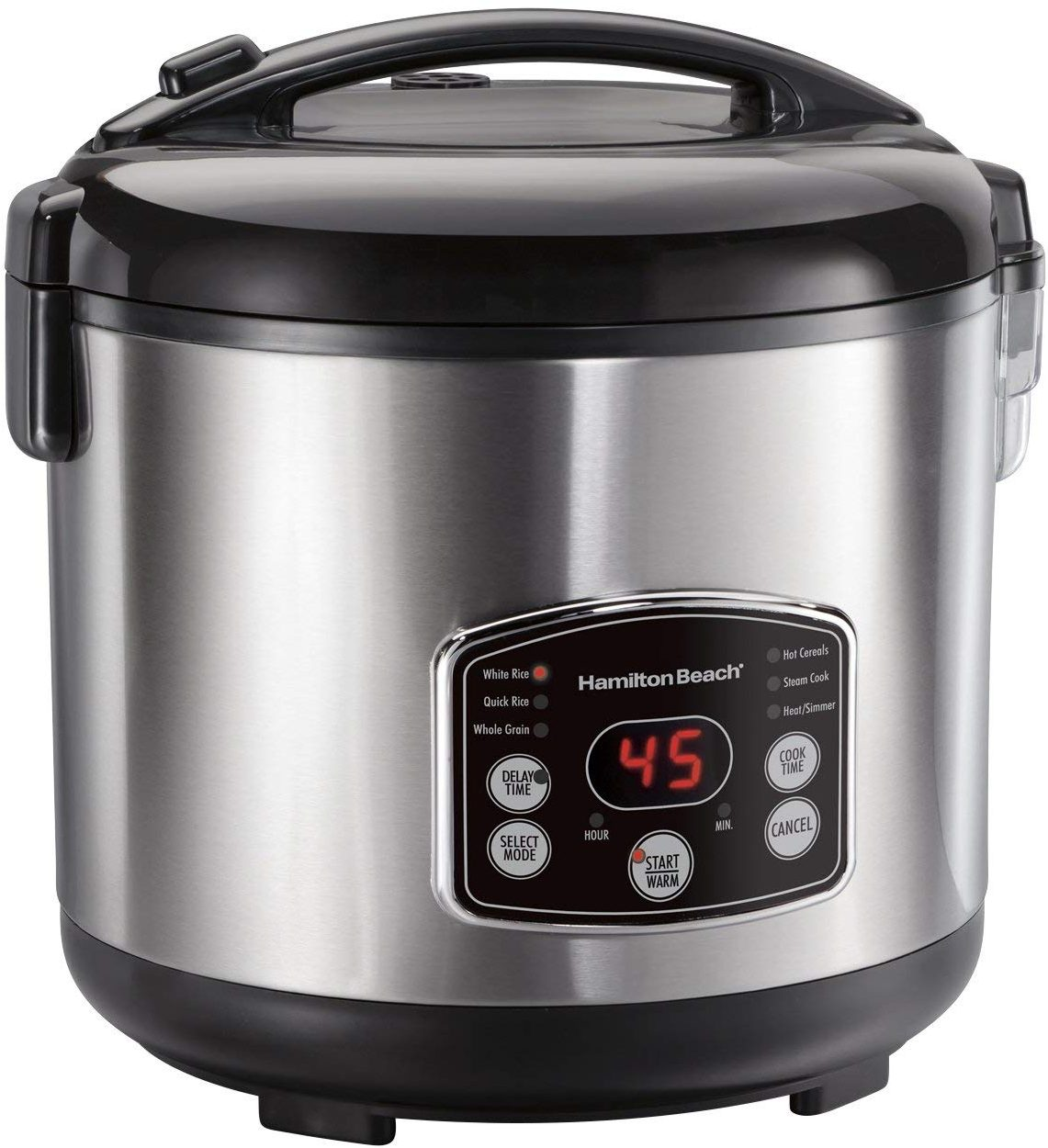 Hamilton Beach Steam and Rice Cooker