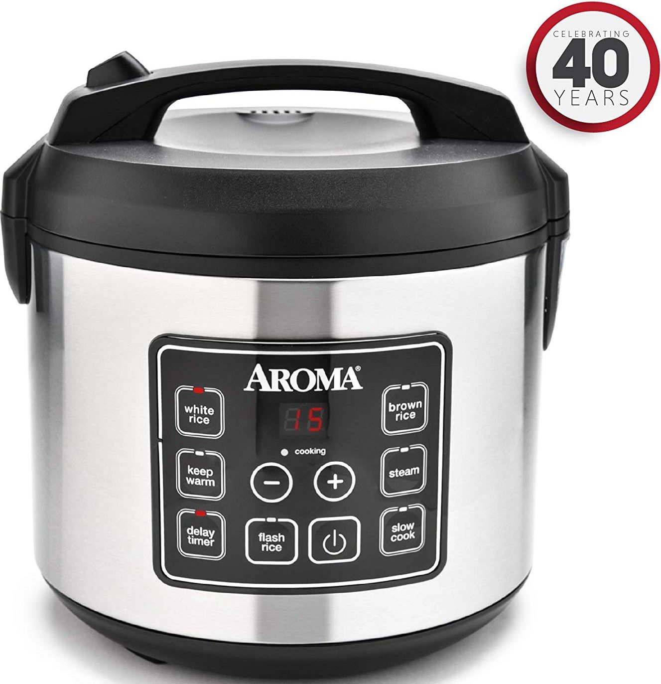 Aroma Brown Rice Cooker