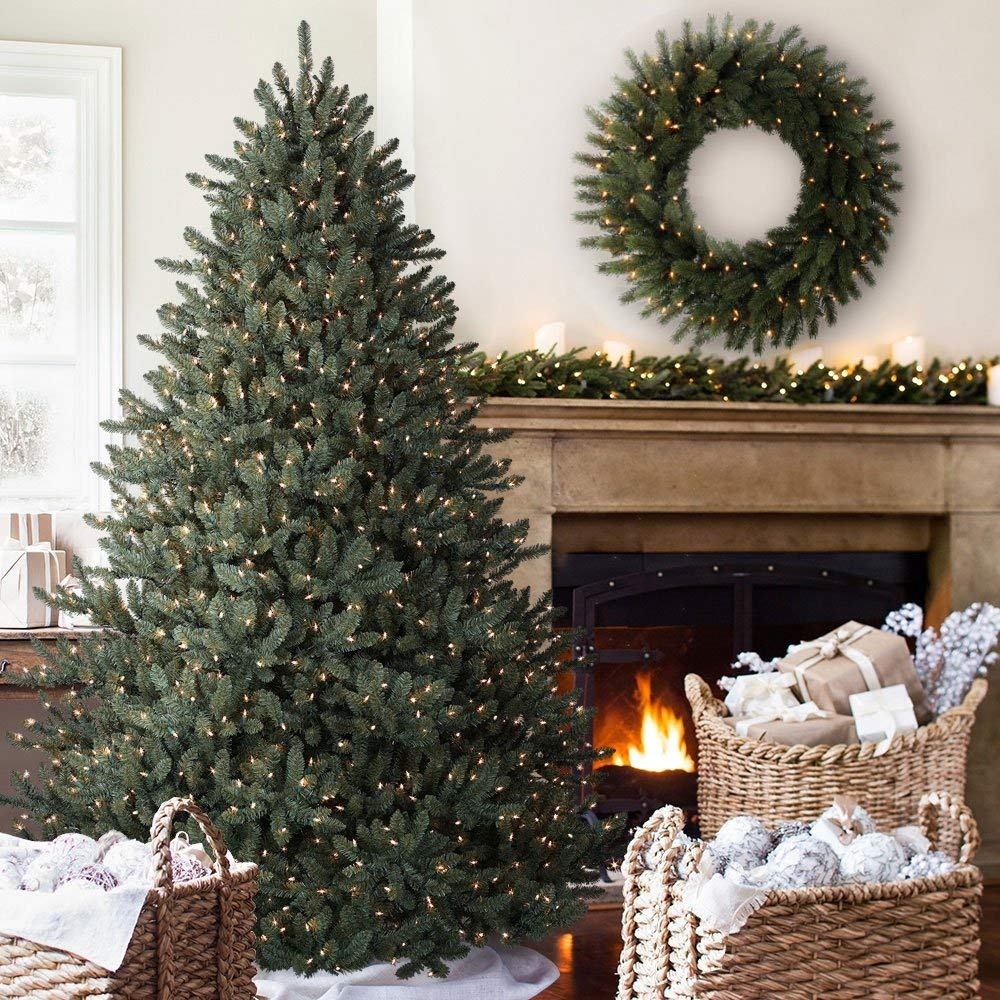 Balsam Hill Classic Spruce Xmas Tree - Artificial Christmas Trees