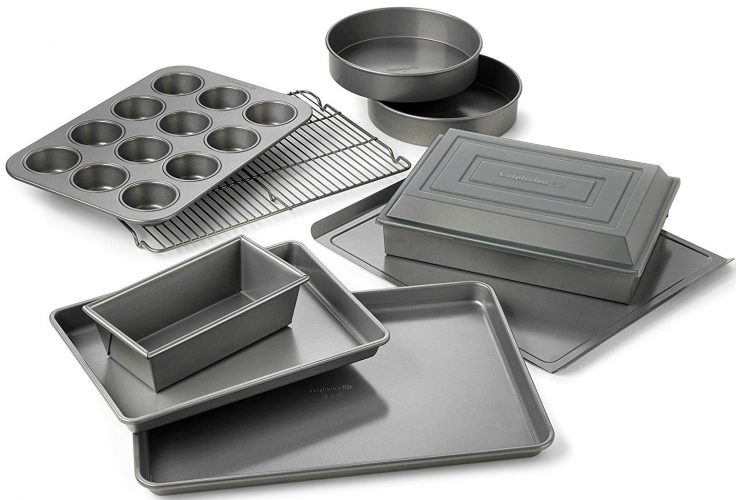 Calphalon Nonstick Bakeware Set - Non-Stick Baking Sheets
