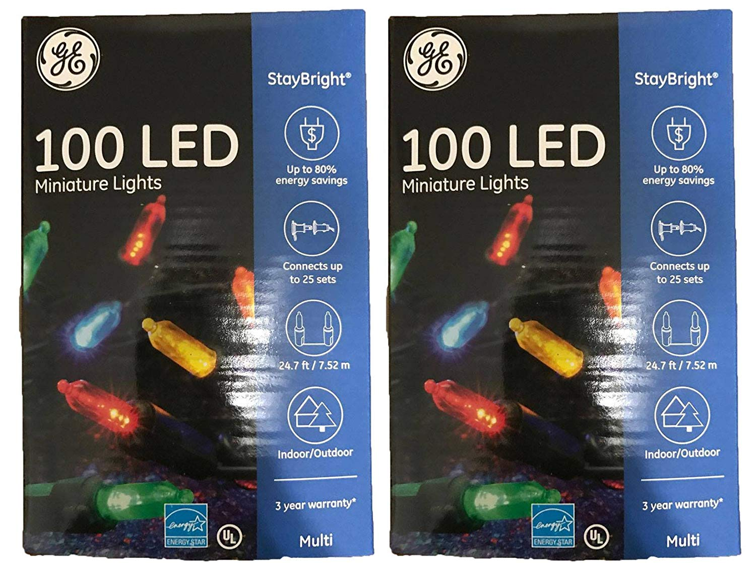 GE Mini LED Light Set