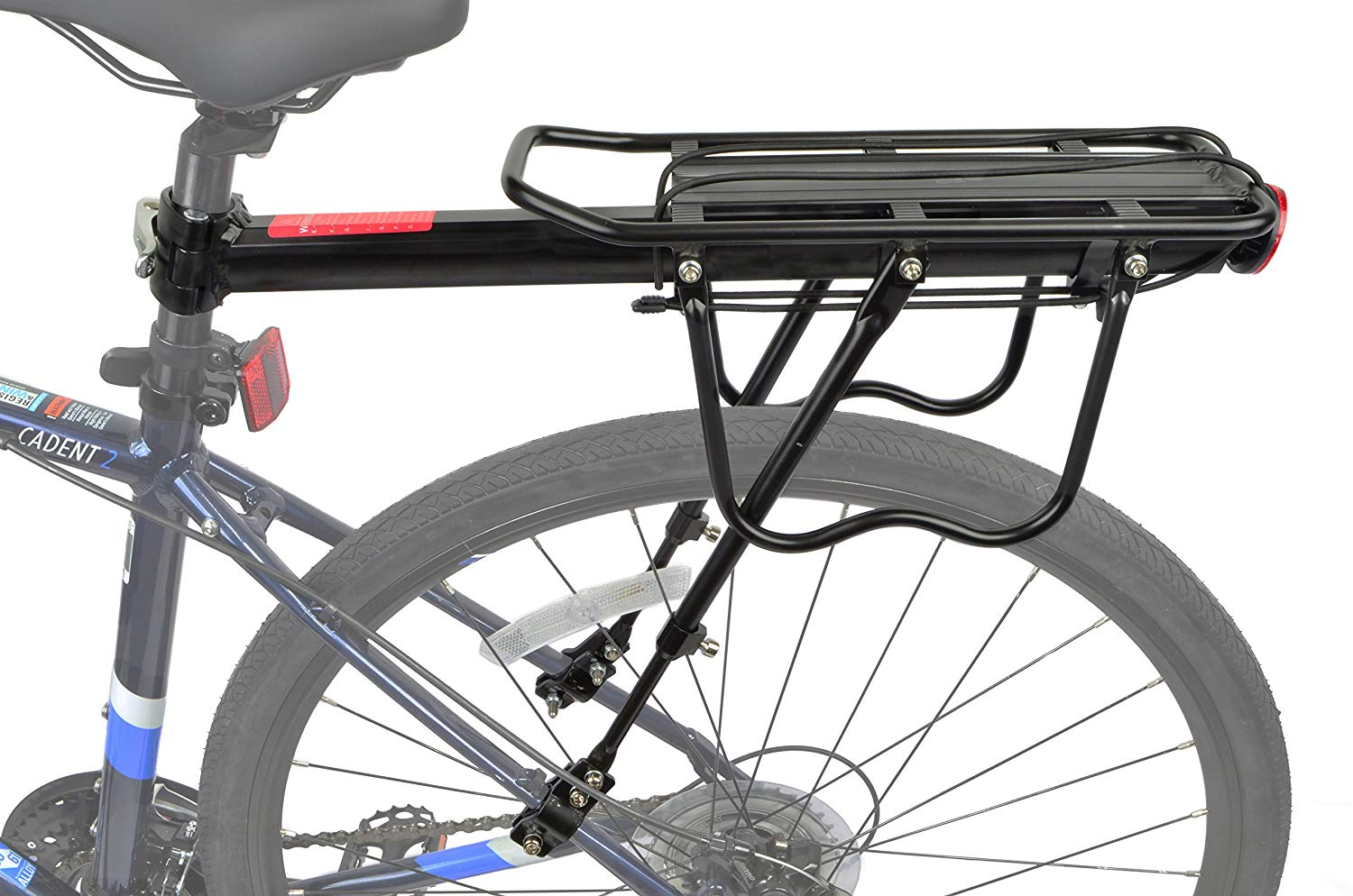 Ibera Seat Post Mounted Bicycle Carrier