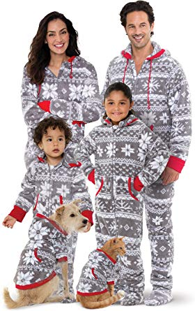 Pajama Gram Onesies Family Set - Cutest Christmas Pajamas