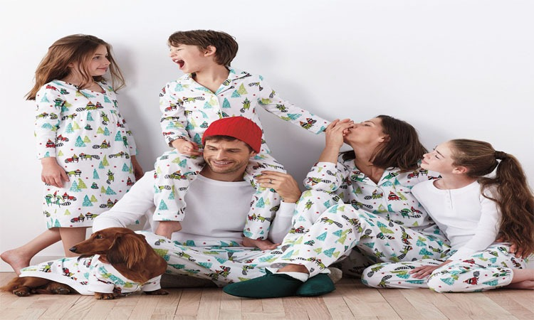 10 Best Cutest Christmas Pajamas in 2019