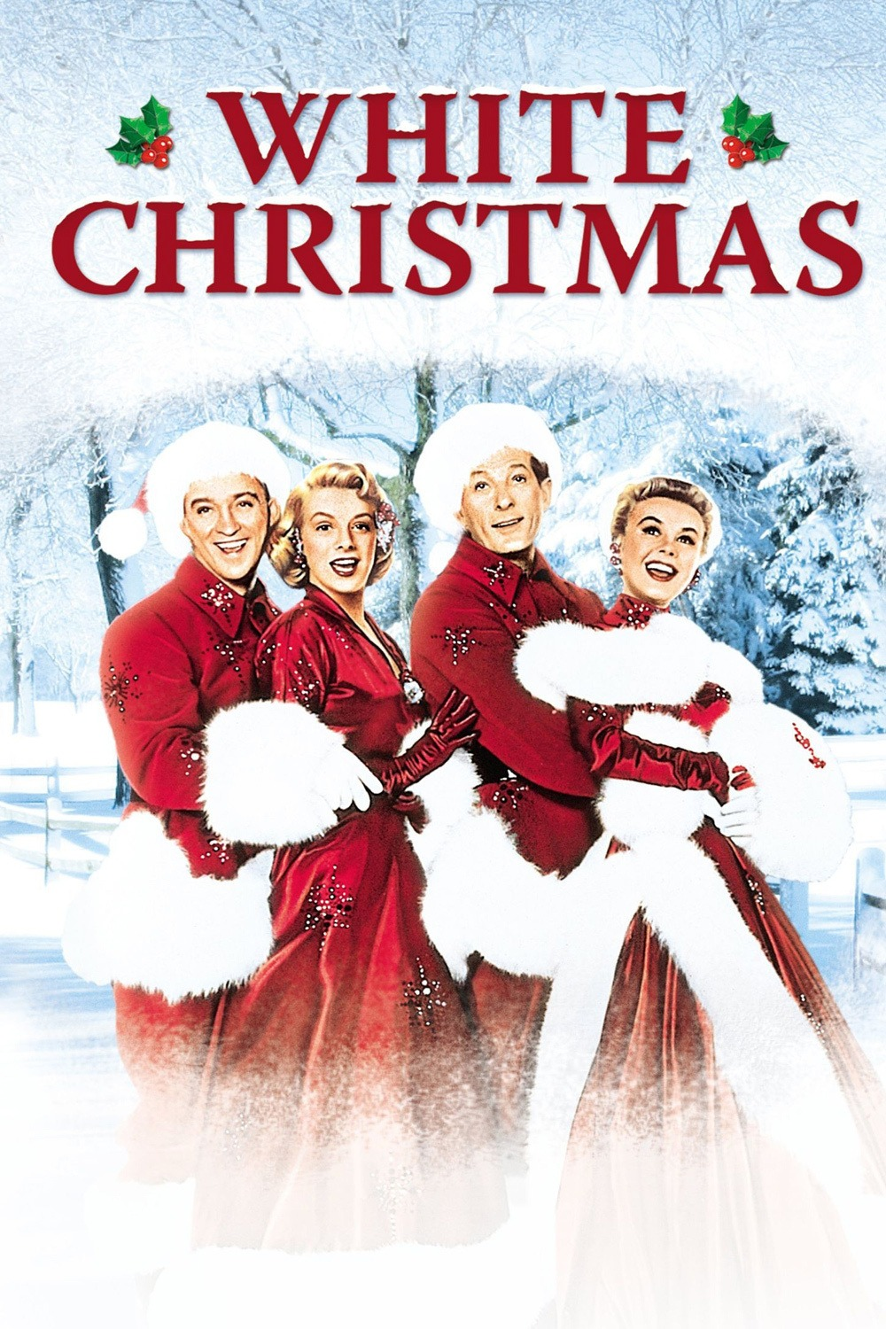 best christmas movies on netflix 10 white christmas - 10 Best Christmas Movies