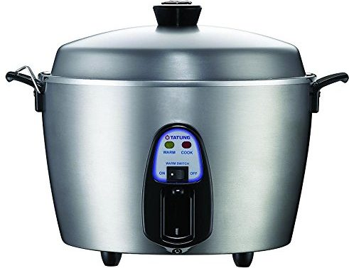 Tatung Multi-Functional Rice Cooker - Stainless Steel Rice Cookers