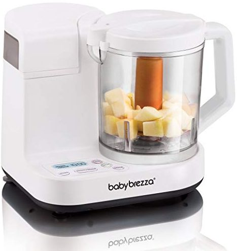 Baby Brezza Baby Food Maker - Baby Food Processors