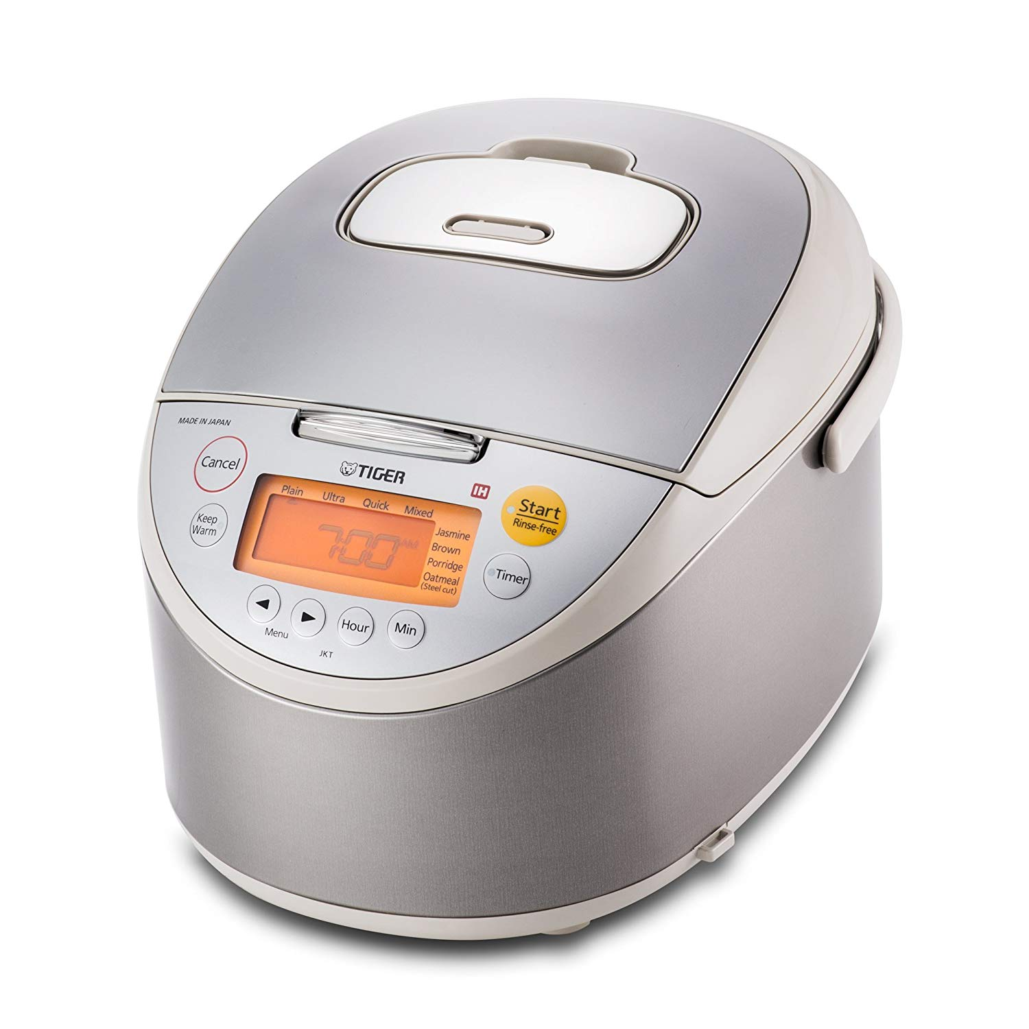Tiger JKT-B18U Rice Cooker - Sushi Rice Cookers