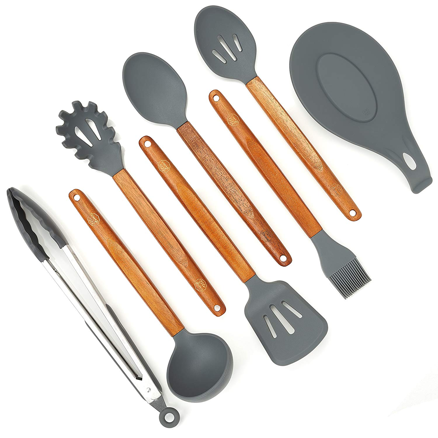 ELLO Home Silicone Utensil Set