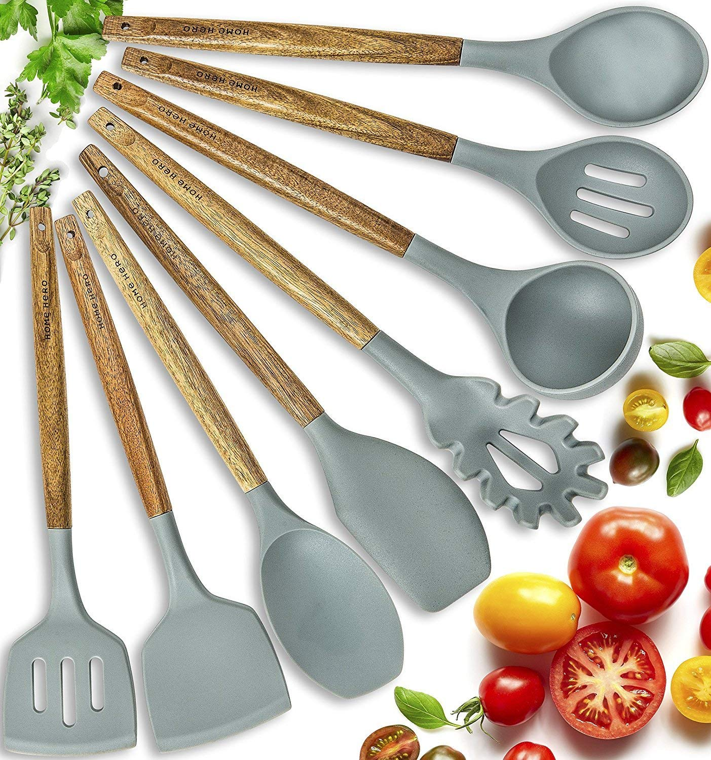 Home Here Kitchen Utensil Set