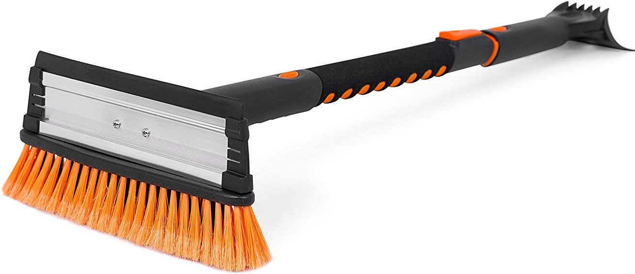 Snow Moover Extendable Snow Brush - Snow and Ice Scrapers