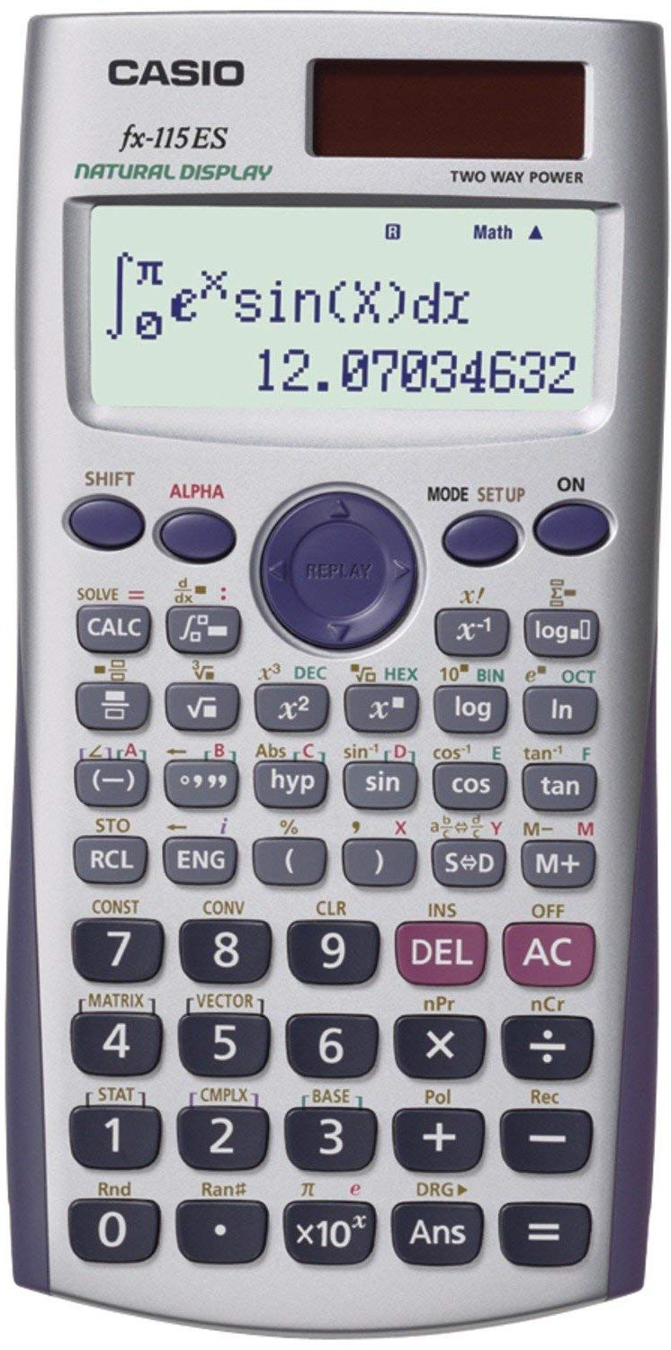 Casio Advanced Scientific Calculator
