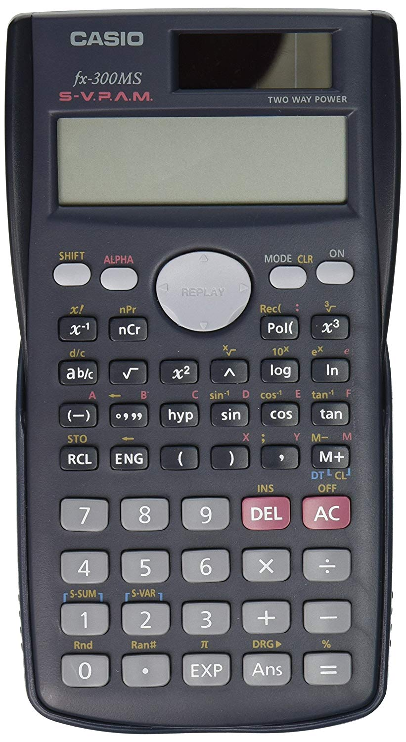 Casio FX-300MS