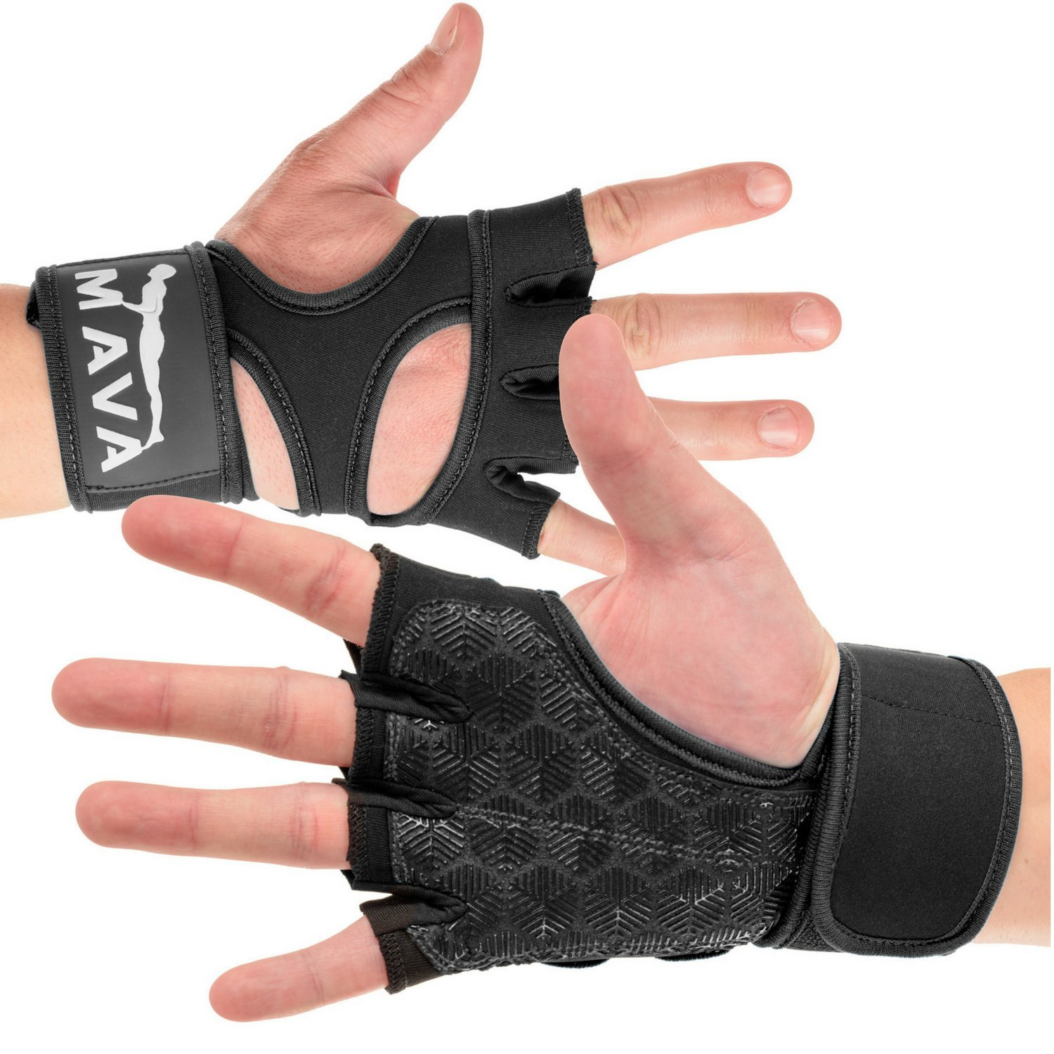Mava Sports Cross Training Gloves - Weightlifting Gloves