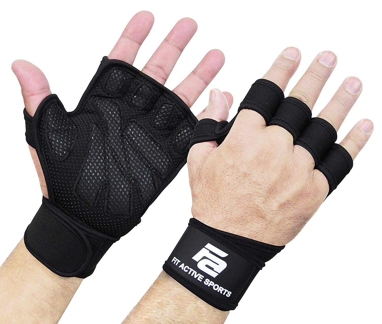 Fit Active Sports Weightlifting Gloves