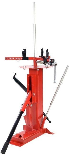 "TUFFIOM Portable Manual Tire Changer for 4"" to 16-1/2"" Tires - Manual Tire Changer"