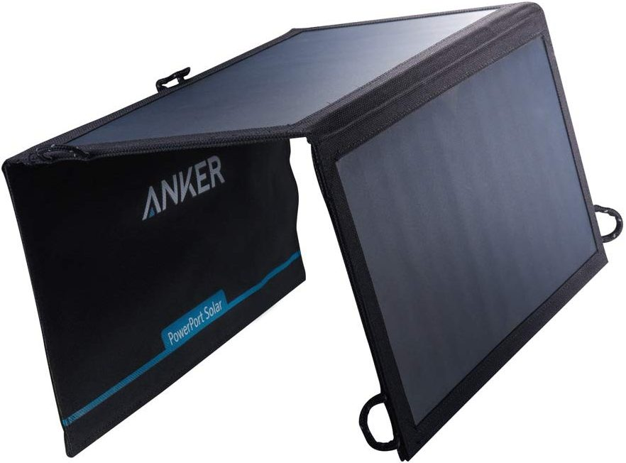 Anker 15W Dual USB Solar Charger PowerPort Solar