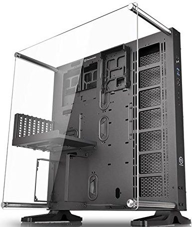 Thermaltake Core P5 Black Edition ATX Open Frame Panoramic Viewing Tt