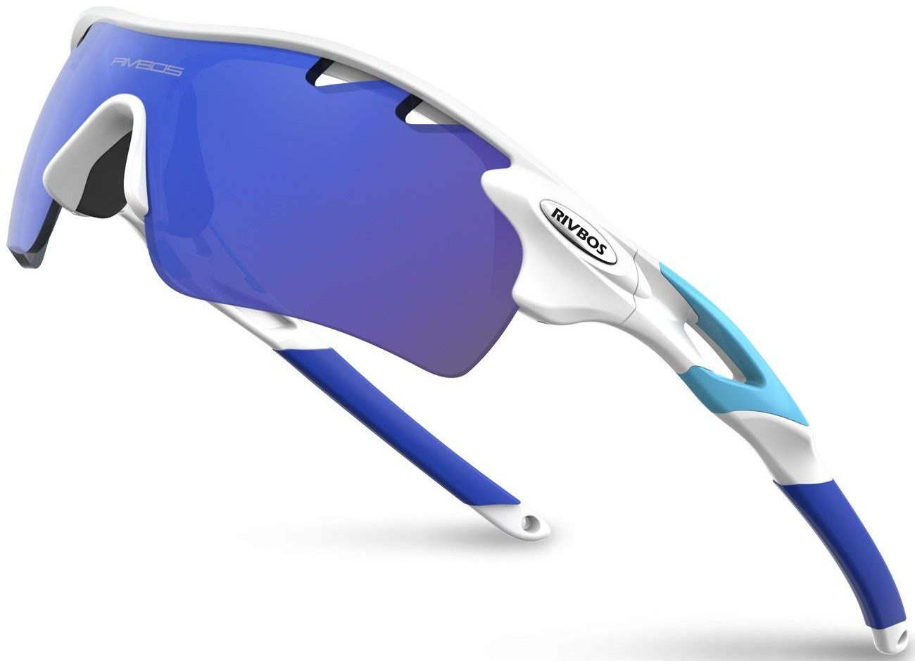 RIVBOS 801 Polarized Sports Sunglasses Sun Glasses