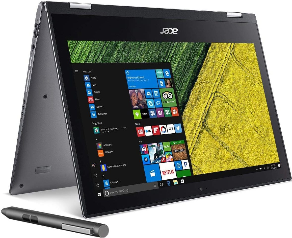 Acer Convertible 2-in-1 UltraBook -ultrabooks