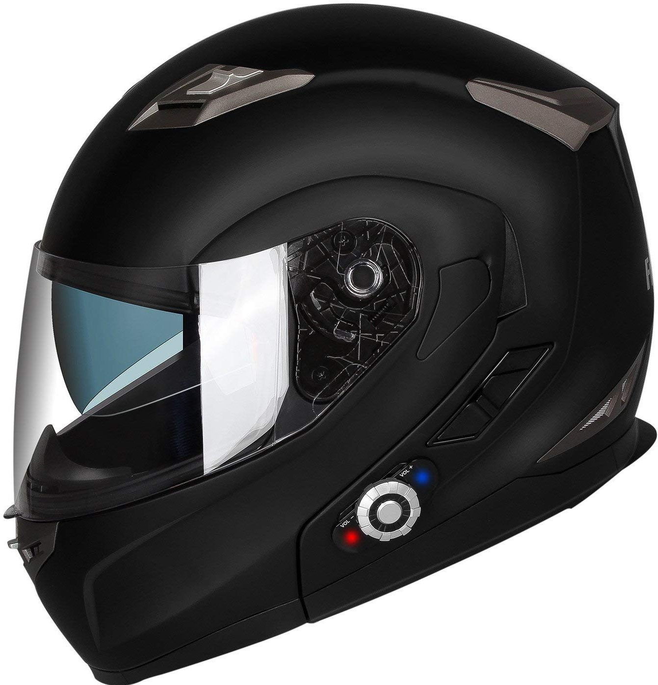 Bluetooth Motorcycle Helmet Modular Full Face Helmets - Bluetooth Motorcycle Helmets