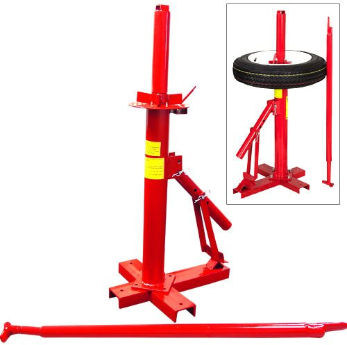 New Manual Portable Hand Tire Changer Bead Breaker Tool