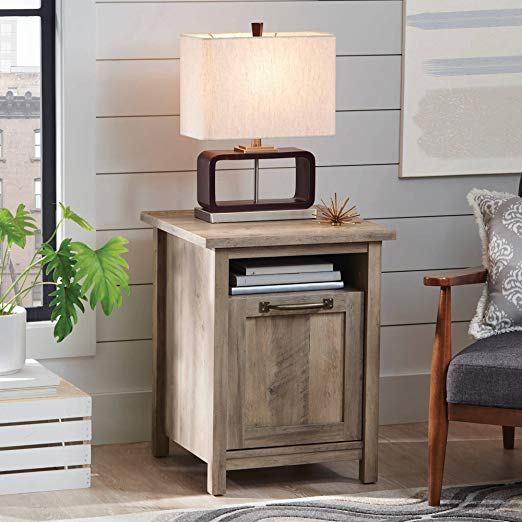 Better Homes and Gardens Modern Farmhouse Side Table / Nightstands