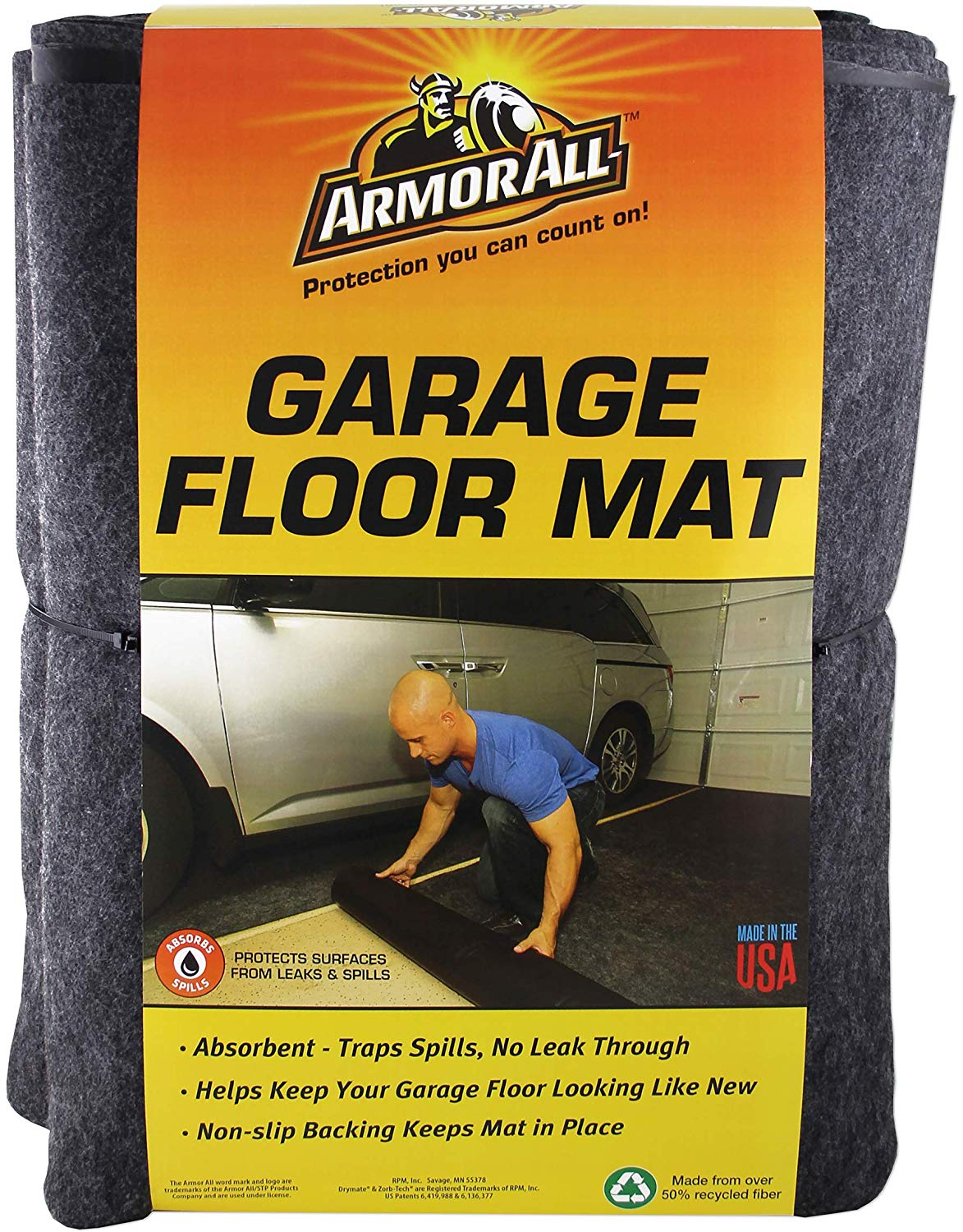 Armor All AAGFMC22 Garage Floor Mat