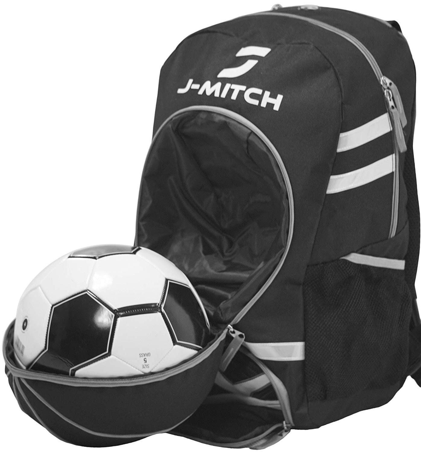 J-Mitch Soccer Bag