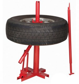 Voyager Tools Tire Changer Manual Tire Changer Heavy Duty Changer - Manual Tire Changer