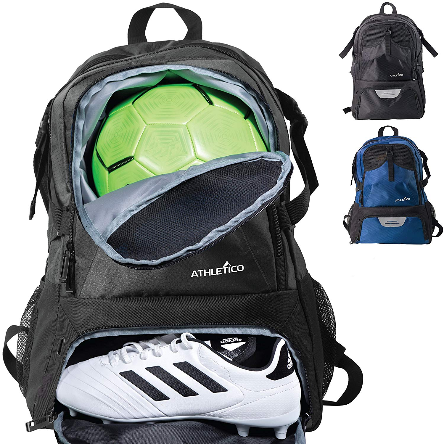 Athletico National Soccer Bag
