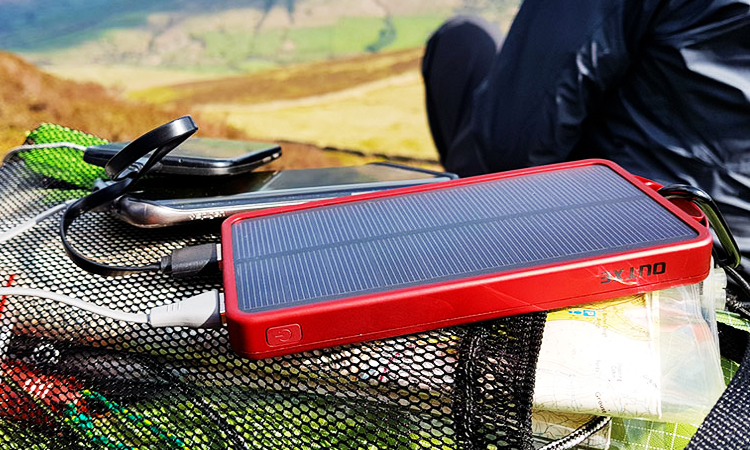 Solar Charging Power Banks