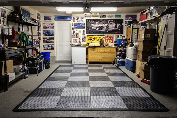 Why Your Garage needs Mats?