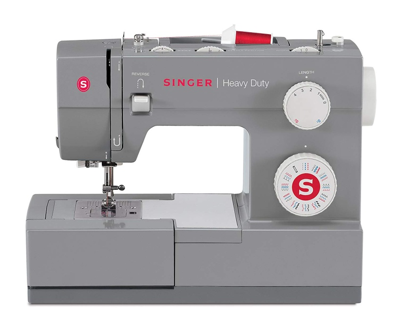 Singer Heavy Duty 4432 Embroidery Machine