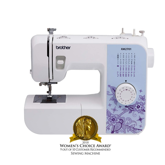 Brother Sewing Machine XM2701 Embroidery Machine