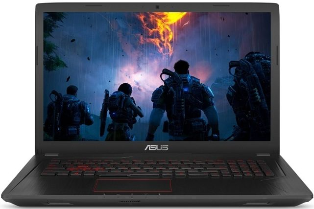 "ASUS Gaming Laptop, 17.3"" Full HD"