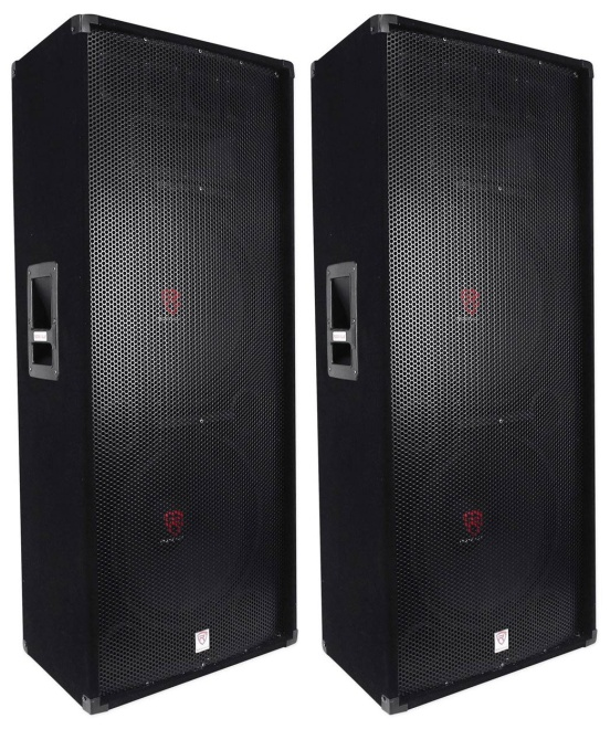 Rockville RSG15.24 Dual 15 3000 Watt