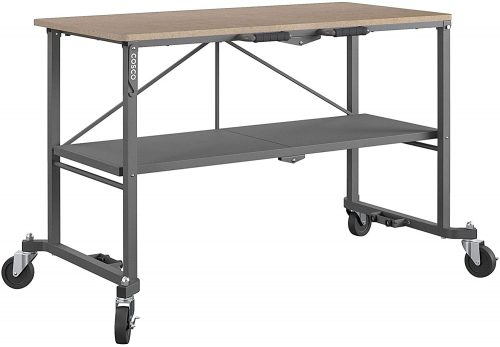COSCO 66721DKG1E Folding Workbench and Table