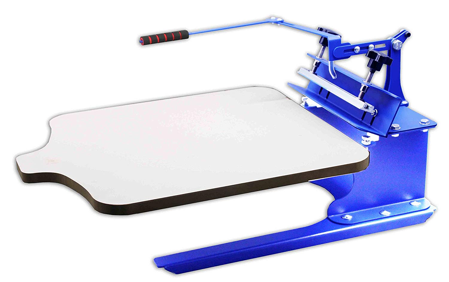 Intbuying 1 Color 1 Station Screen Printing
