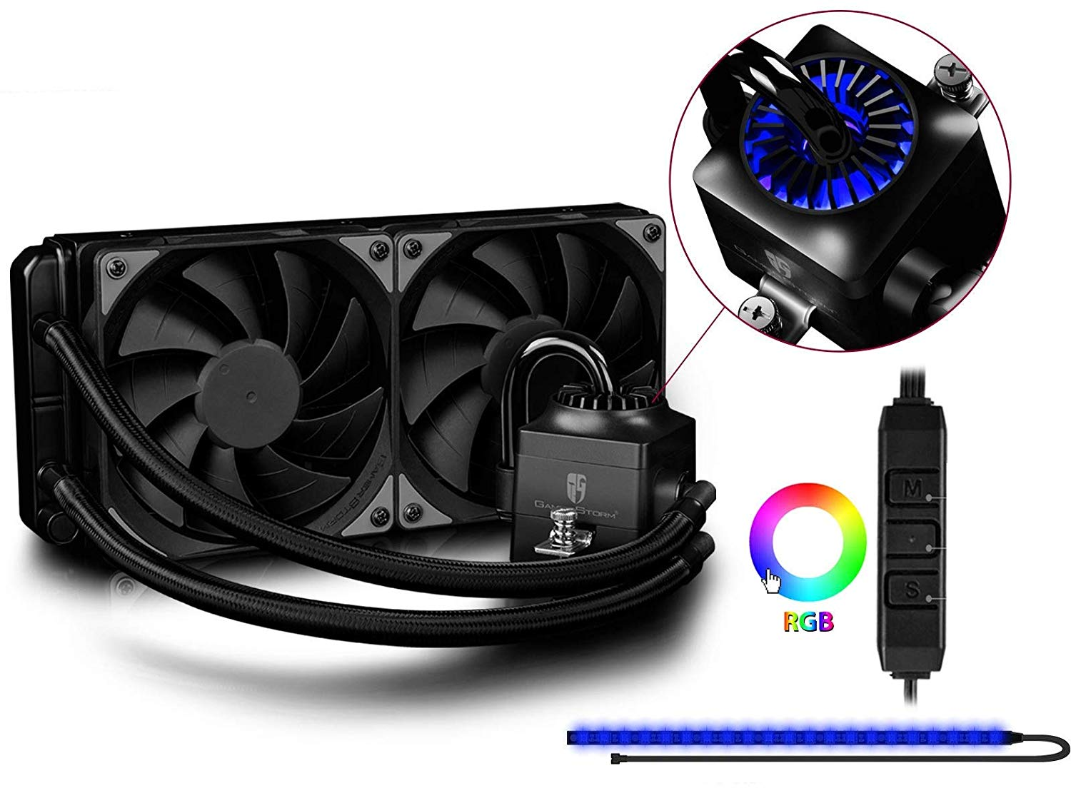 Deepcool Liquid AIO្ CPU Water Cooler