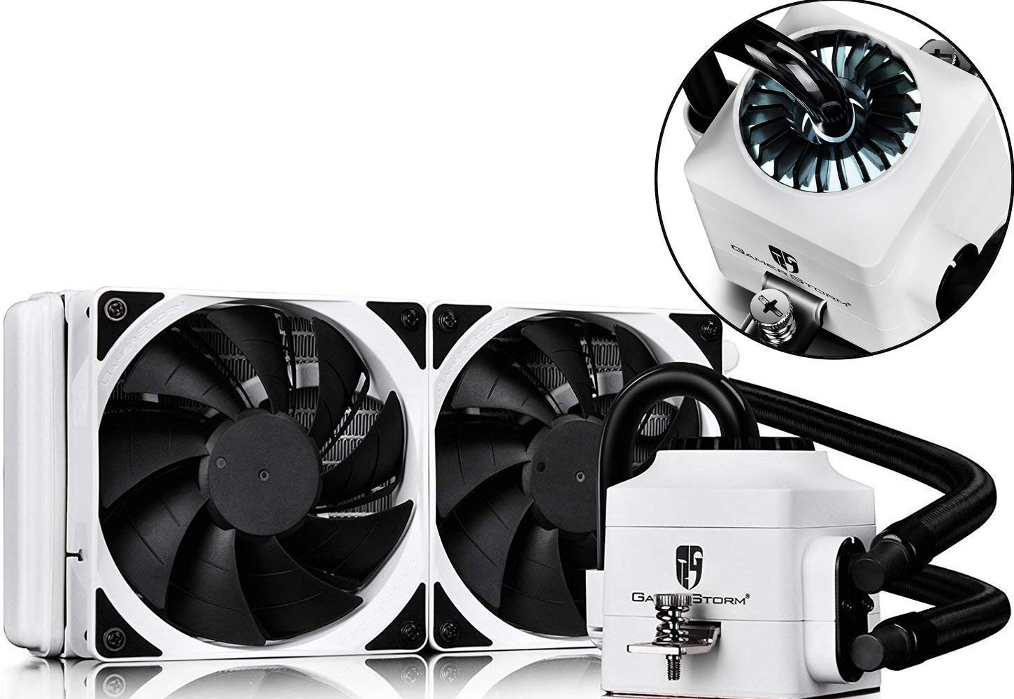 Deepcool Gamer Storm Captain 240EX CPU Water Cooler