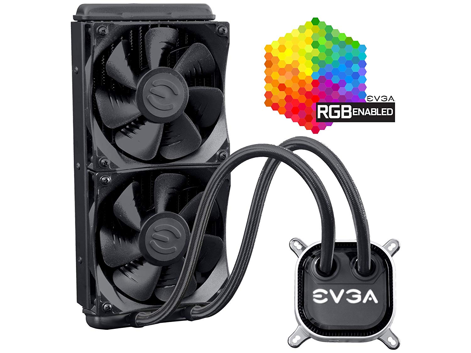EVGA CLC 240 CPU Water Cooler