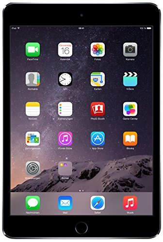 Apple MGNR2 / MGNR2LL/A / MGNR2LL/A iPad Mini 3 16GB - Space Gray Tablets for kids