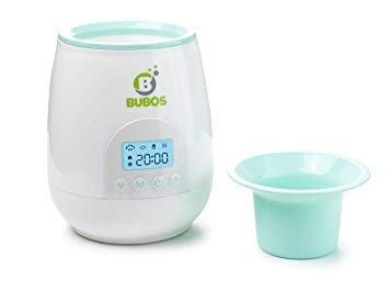 Bubos Smart Baby Bottle Warmer with Backlit LCD Real Time Display